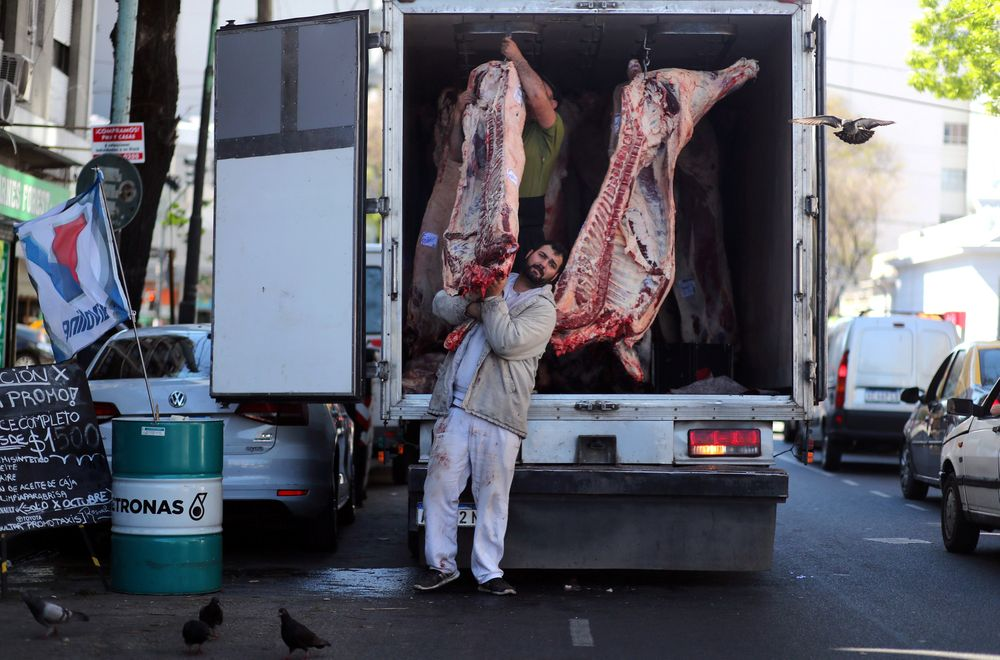 Argentina is the world's fourth-largest beef exporter as well as one of its biggest consumers per capita, and revenues from the sector are vital to the country's economy. — Reuters file pic