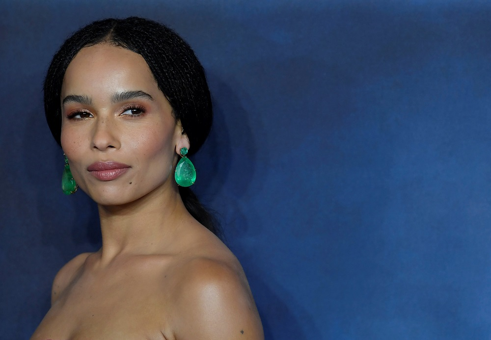 Actor Zoe Kravitz stars in the new 'High Fidelity' series. — Reuters pic