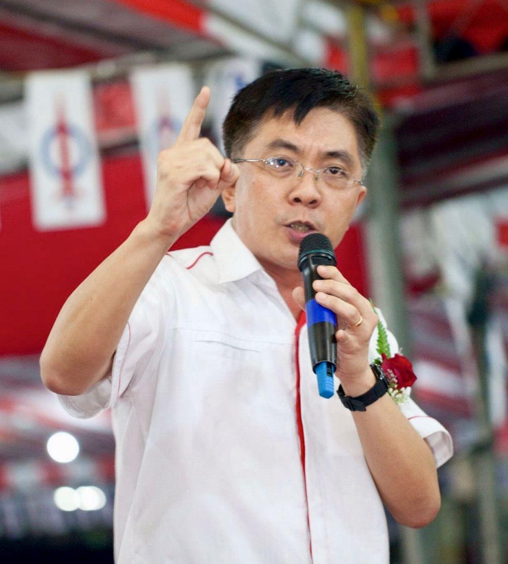 Johor DAP chief Dr Boo Cheng Hau— Picture via Facebook