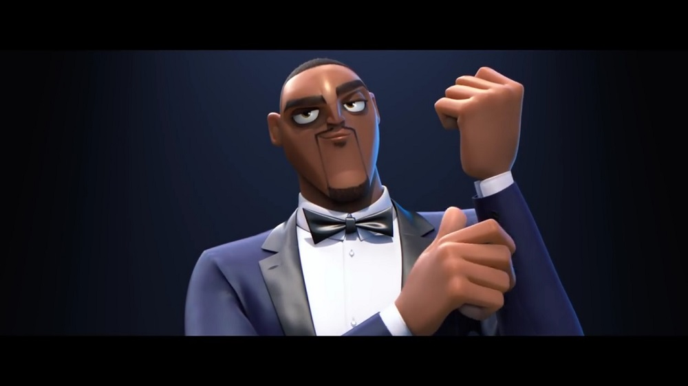 A screengrab from upcoming animated comedy 'Spies in Disguise' that features the voice talents of Will Smith and Tom Holland among others.