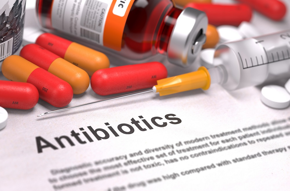 Antibiotic resistance happens when bugs become immune to existing drugs, rendering minor injuries and common infections potentially deadly. ― Shutterstock/AFP pic