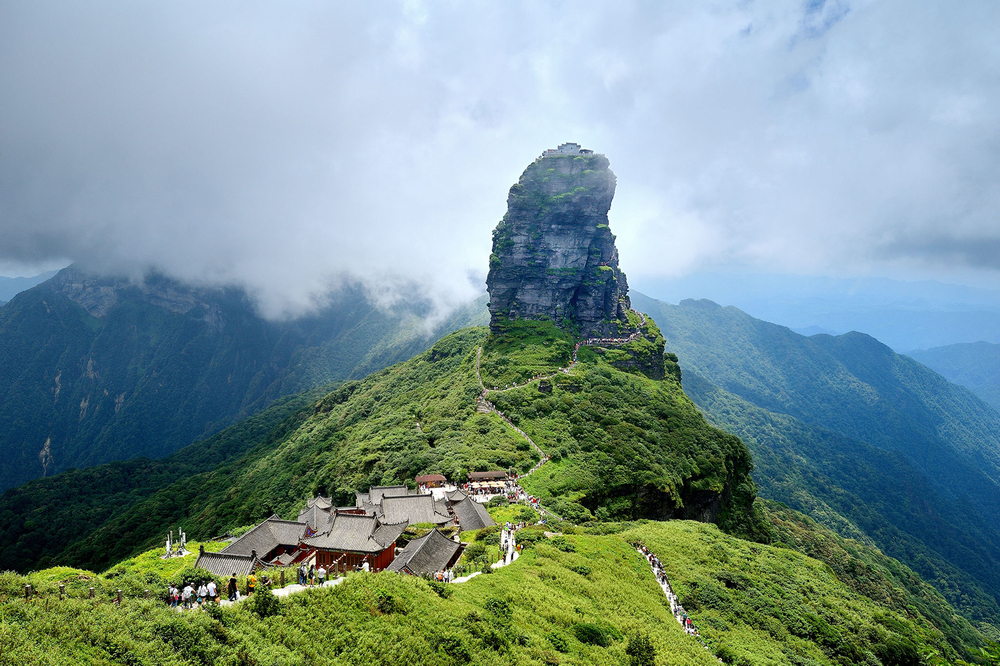 Fanjingshan, China — istockphoto/Getty Images pic via AFP