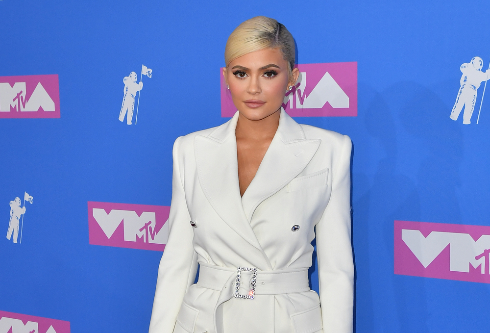 Forbes now estimates the net worth of Kylie Jenner, 22, at around US$900 million. — AFP pic
