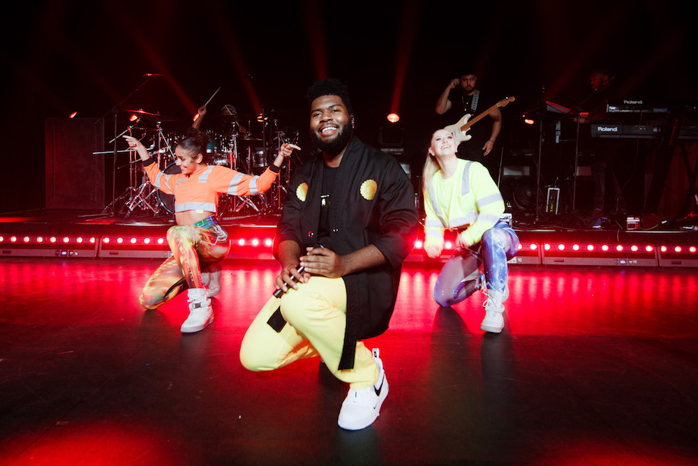 Khalid's sold-out debut show in KL displayed how much more potential the Texas-born artist has to offer. — Picture courtesy of All is Amazing