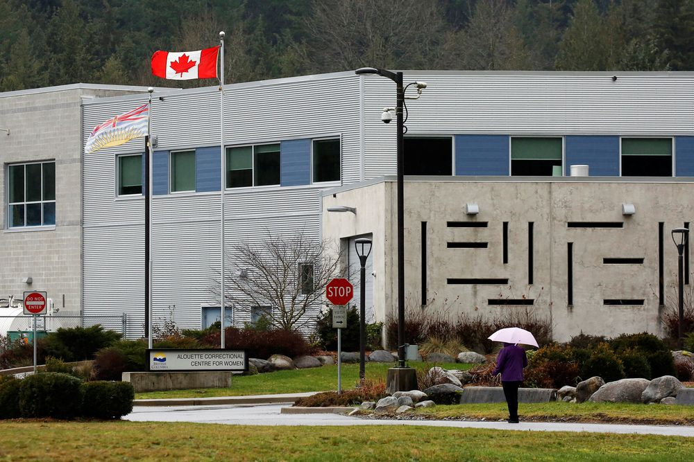 The exterior of the Alouette Correctional Centre for Women, where Huawei CFO Meng Wanzhou is being held on an extradition warrant, is seen in Maple Ridge, British Columbia, Canada December 8, 2018. — Reuters pic