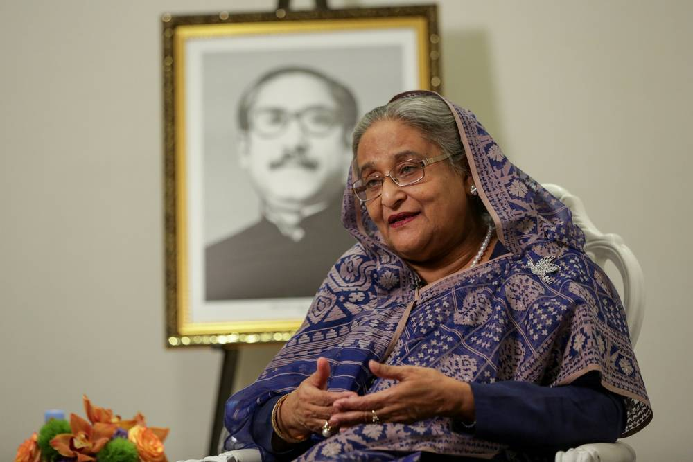 The Doha-based broadcaster released the hour-long programme titled All the Prime Minister's Men in early February detailing allegations that the country's security forces and Prime Minister Sheikh Hasina had links to a criminal gang.