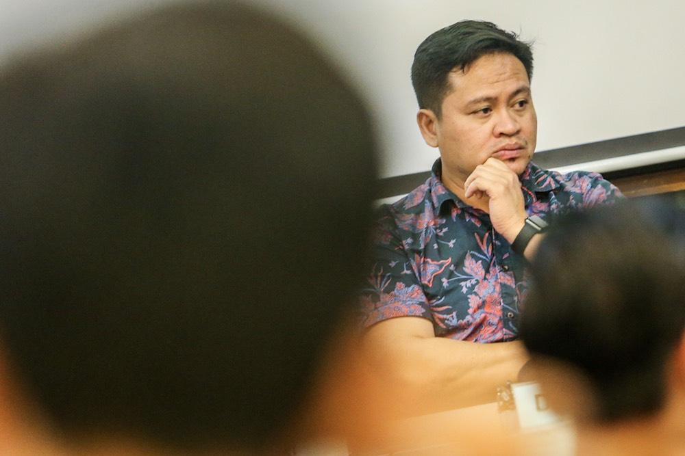 马来西亚国立大学副教授法依沙认为,废除大专法令至少需要6年的时间。-Hari Anggara摄-