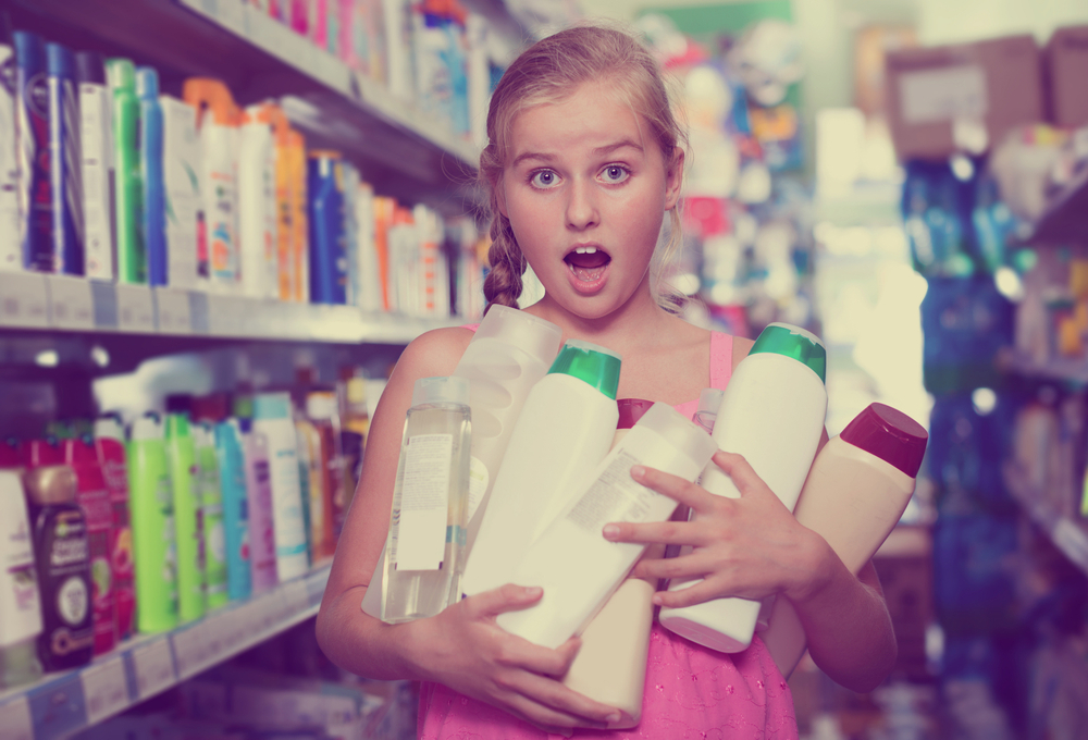 Early puberty in girls has been linked to compounds in personal care products. — JackF/Istock pic via AFP