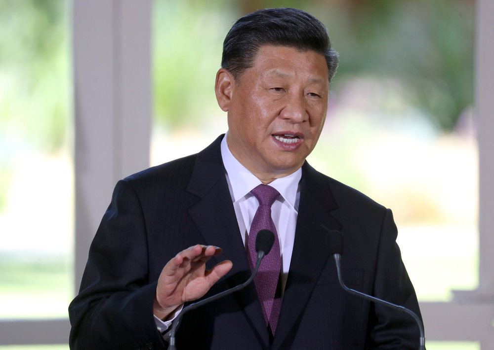 A large South-east Asian majority, or 70 per cent, say their governments 'should be cautious' in negotiating with China President Xi Jinping (pic) over his hallmark Belt and Road initiative projects. — Reuters pic