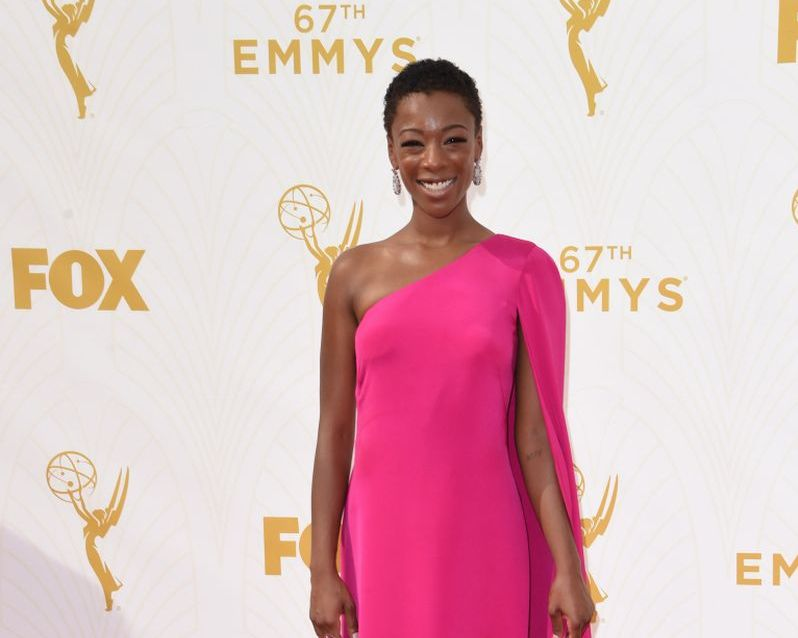 Actress Samira Wiley (pic) and Billy Porter are featured in an upcoming documentary series, 'Equal', which mixes archival footage and dramatic reenactments to depict some of the lesser-known moments in LGBT+ history.― AFP pic
