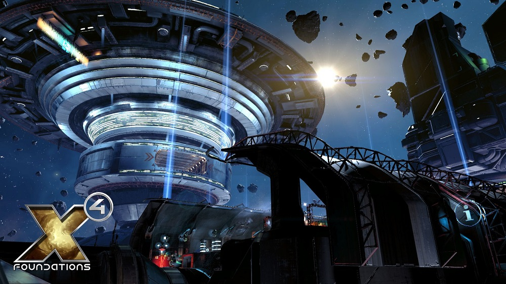 'X4: Foundations' accrued a Mostly Positive aggregate Steam user rating across 2,000 reviews in the four days since its release. — Picture courtesy of Egosoft