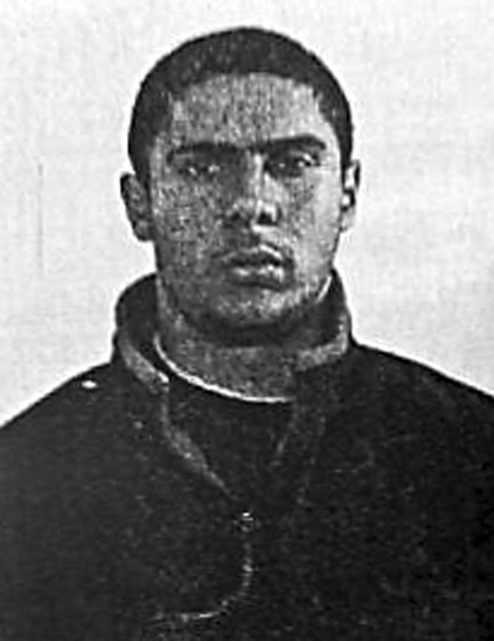 A file picture released June 1, 2014, shows the 29-year-old suspected gunman Mehdi Nemmouche on August 15, 2005. — STR pic via AFP
