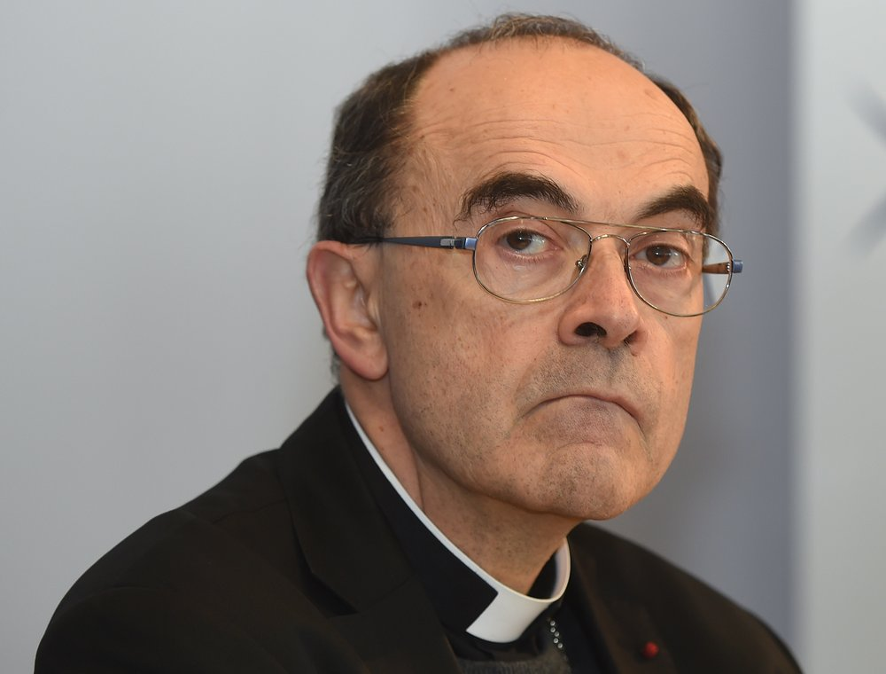 Roman Catholic Cardinal Philippe Barbarin is the third senior French cleric to be found guilty of failing to report sex abuse. — AFP pic