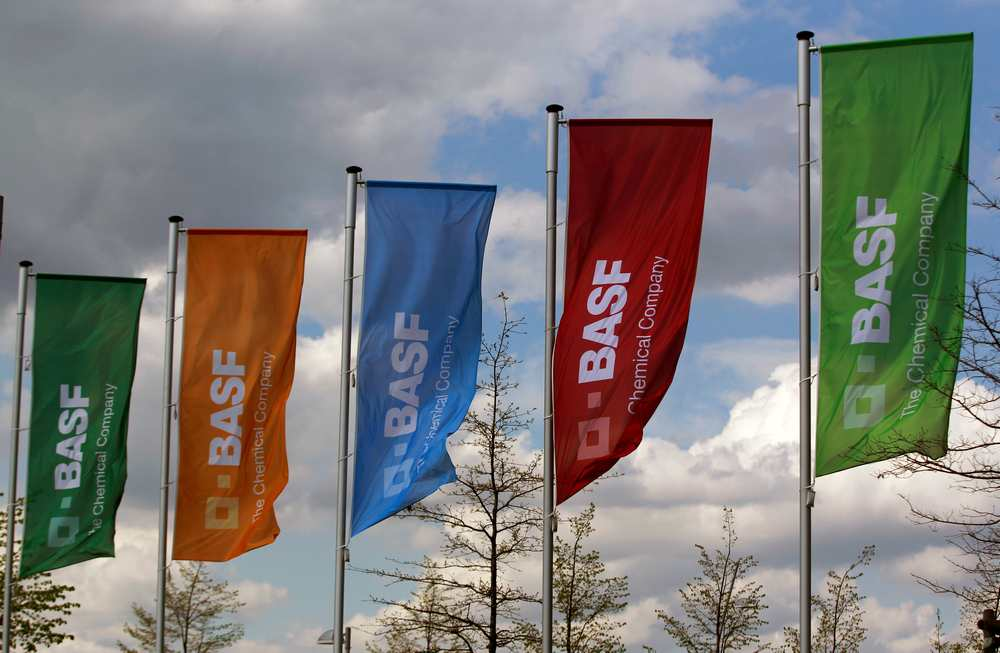 Bosses plan to cut 6,000 of BASF's roughly 120,000 jobs worldwide by the end of 2021, contributing to annual savings of €2 billion. — Reuters pic