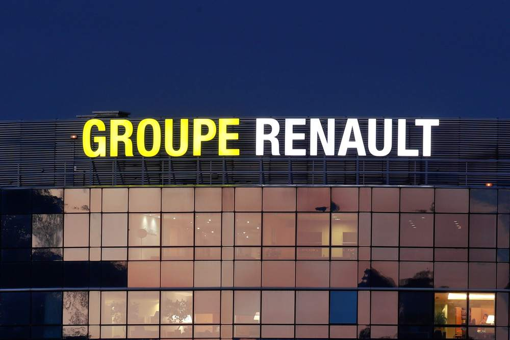 General view of the Renault automaker company headquarters is seen in Boulogne-Billancourt, near Paris, France November 21, 2018. The French automaker today said it was resuming production at two factories in China and South Korea. — Reuters pic