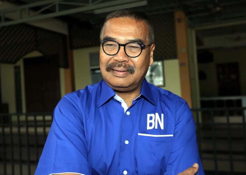 Ramli said the Orang Asli Development Department needs to have its organisational structure reviewed and increased funding. — Picture by Farhan Najib