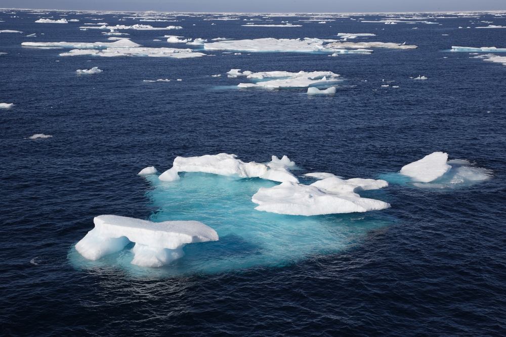 The survey found the largest losses in the last three decades were from Arctic Sea ice and Antarctic ice shelves, both of which float on the polar oceans. — Picture courtesy of Achim Baque/shutterstock.com via AFP-Relaxnews