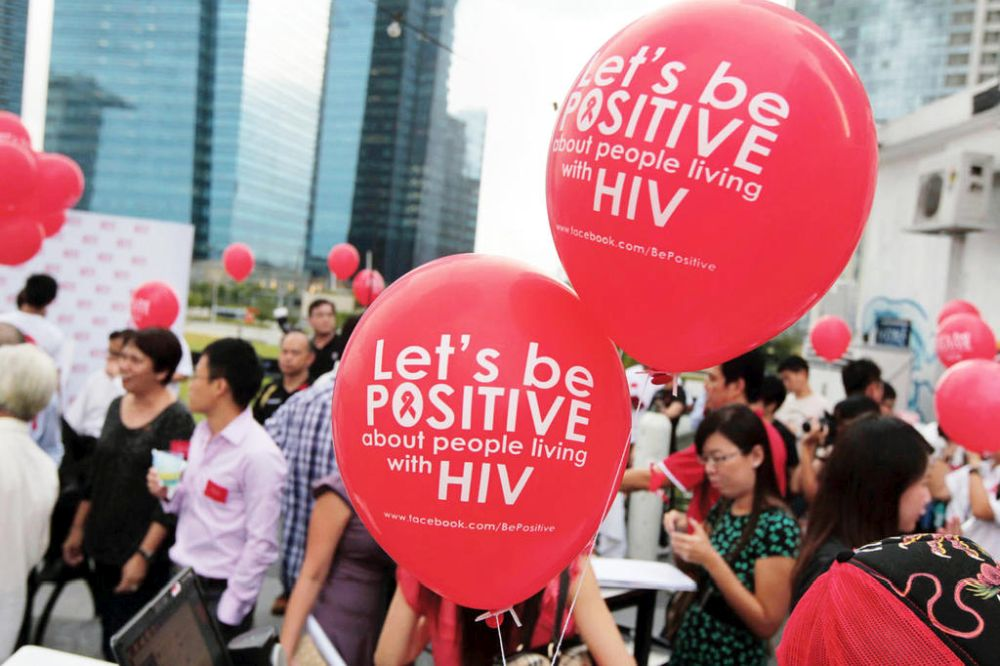 Accounts shared by HIV-positive individuals reveal that discriminatory practices still exist in Singapore. — TODAY file pic