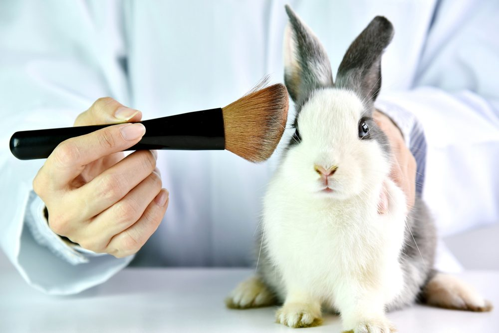 The beauty world is at a crossroads regarding animal testing. — Artfully79/IStock.com pic via AFP