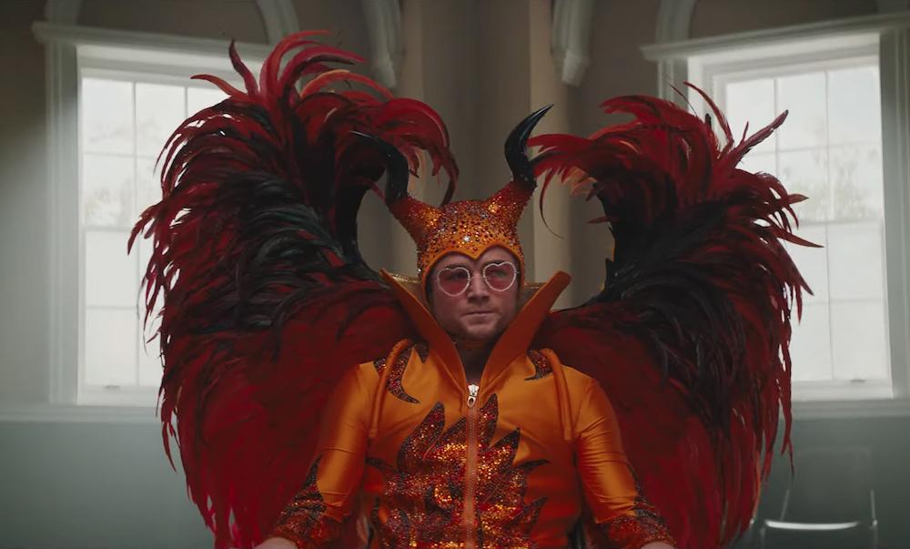 'Kingsman' star Taron Egerton is seen as Elton John in the trailer for biopic 'Rocketman'. — Screengrab from YouTube