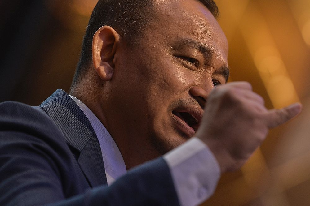 Maszlee questioned if Bersatu is still relevant as an alternative choice for the Malays. — Picture by Shafwan Zaidon