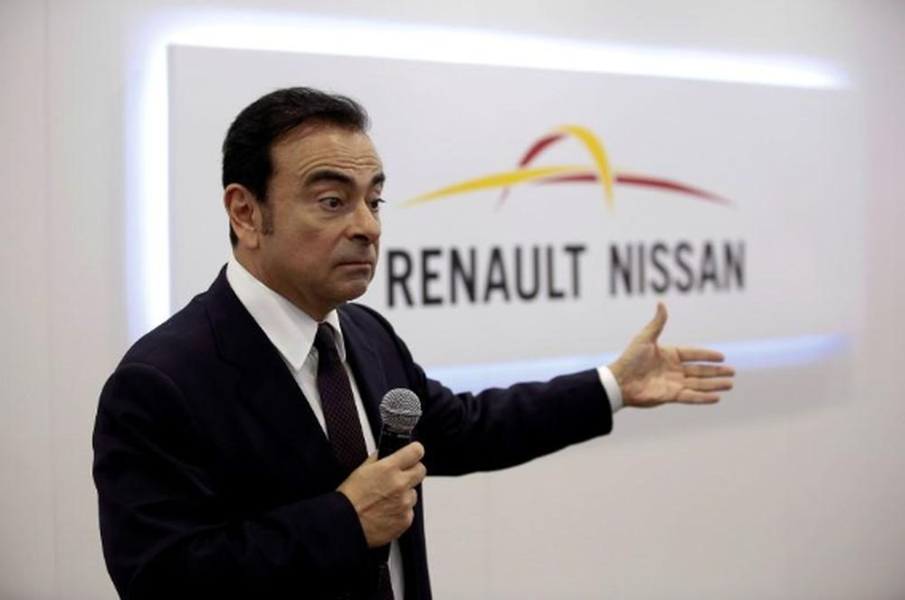 Authorities are looking into new allegations that Ghosn transferred some US$15 million (RM61.2 million) in Nissan funds between late 2015 and mid-2018 to a dealership in Oman. — Reuters pic