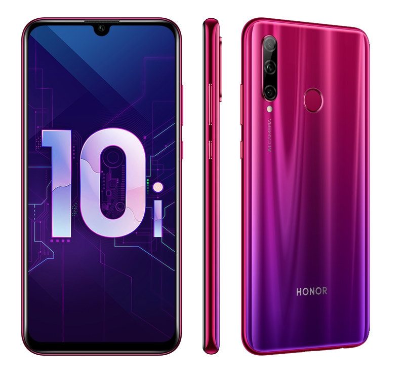 A smartphone from Honor, the budget brand of Huawei. — Picture courtesy of Honor