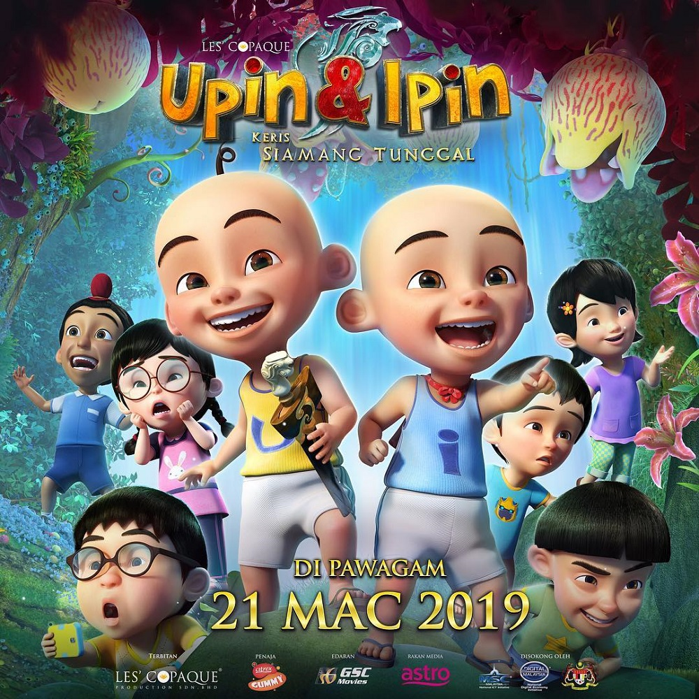 The popular animated franchise is back with a storyline featuring Malay folklore and traditions. — Picture via Instagram/lescopaque