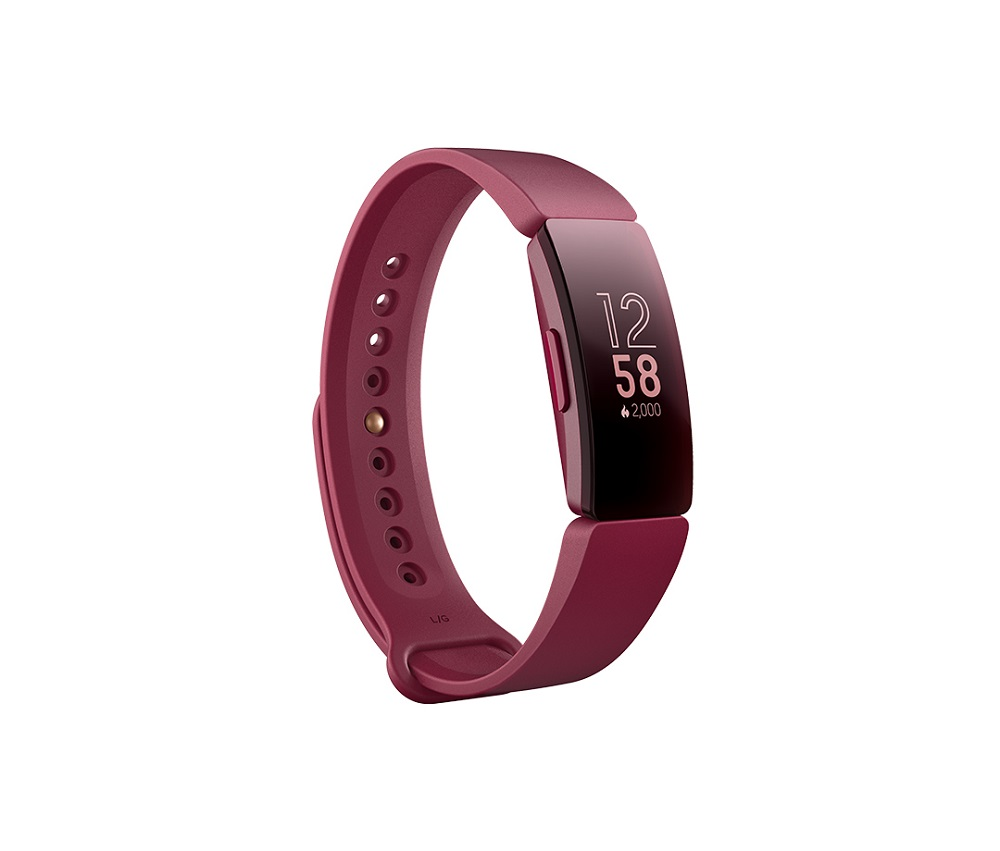 The Fitbit Inspire. — Picture courtesy of Fitbit