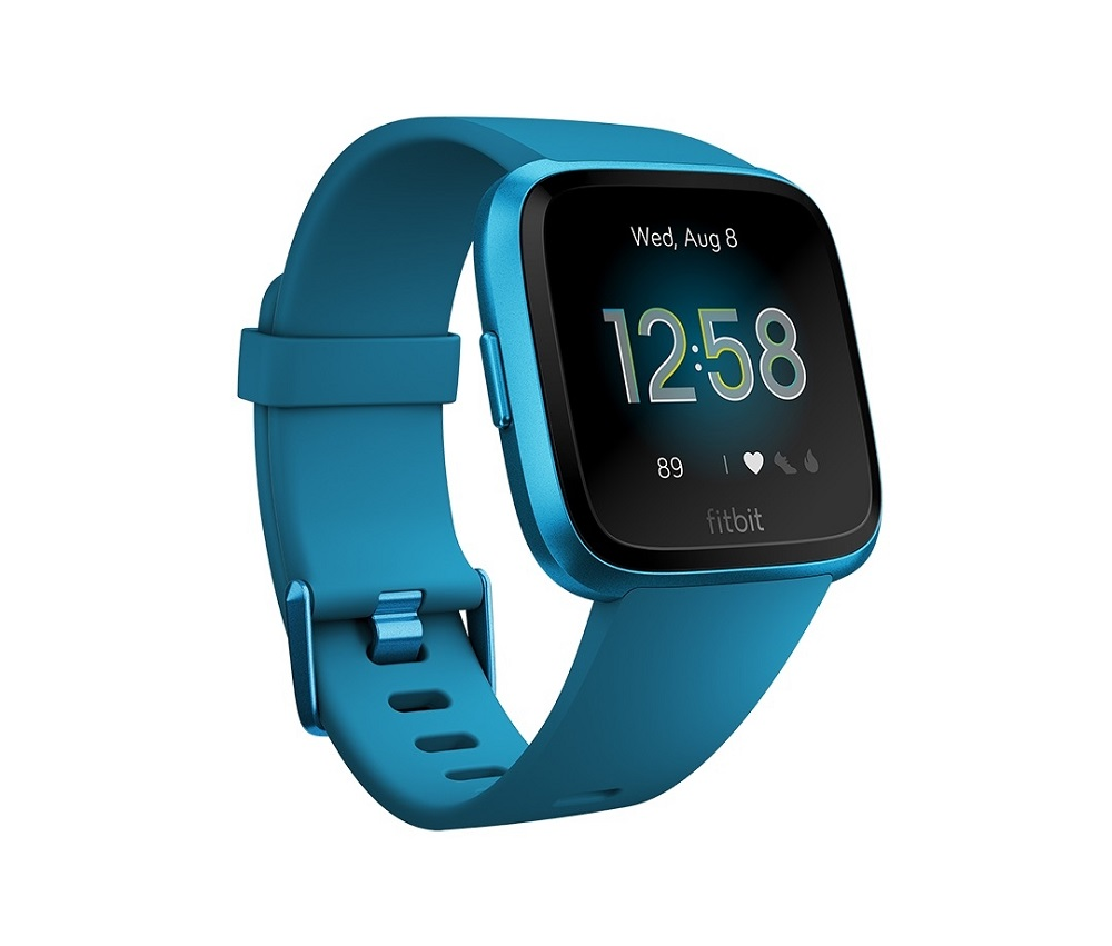 The Fitbit Versa Lite. — Picture courtesy of Fitbit