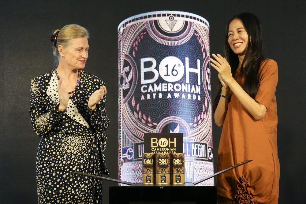 Taking the helm as chief executive officer in 2003, Caroline Russell has expanded Boh's range of teas and international sales and was named executive chairman after her father retired last year. — Pictures by Choo Choy May