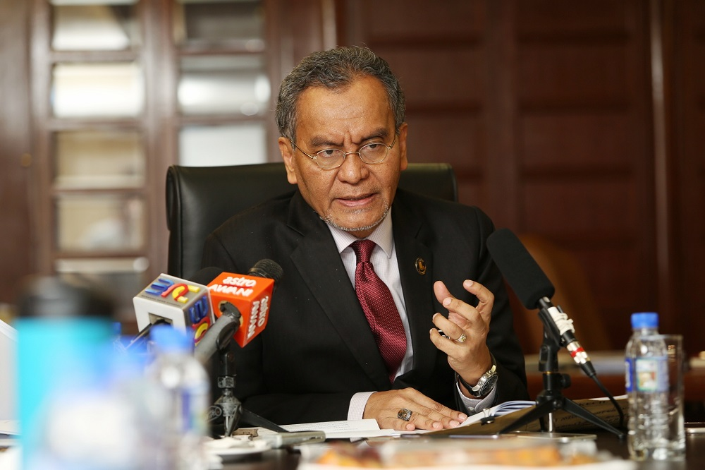 Health Minister Datuk Seri Dzulkefly Ahmad said the ministry is hoping for a bigger allocation in Budget 2020 to address the shortage of staff, equipment and facilities, it has been facing for a long time. — Picture by Choo Choy May