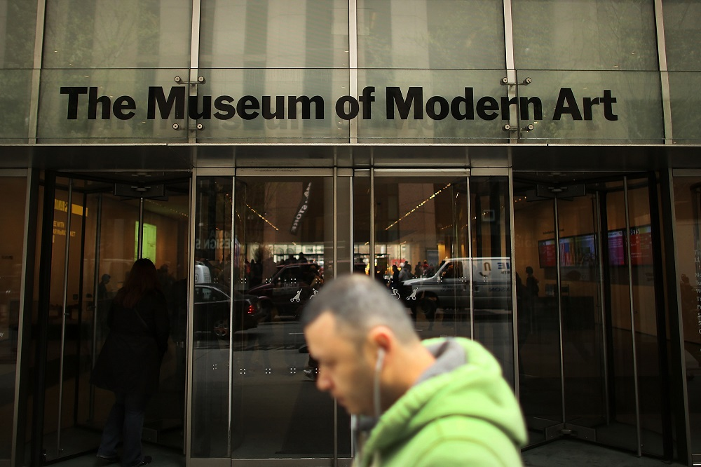 The Museum had been closed for four months but will reopen later this month. ― AFP pic