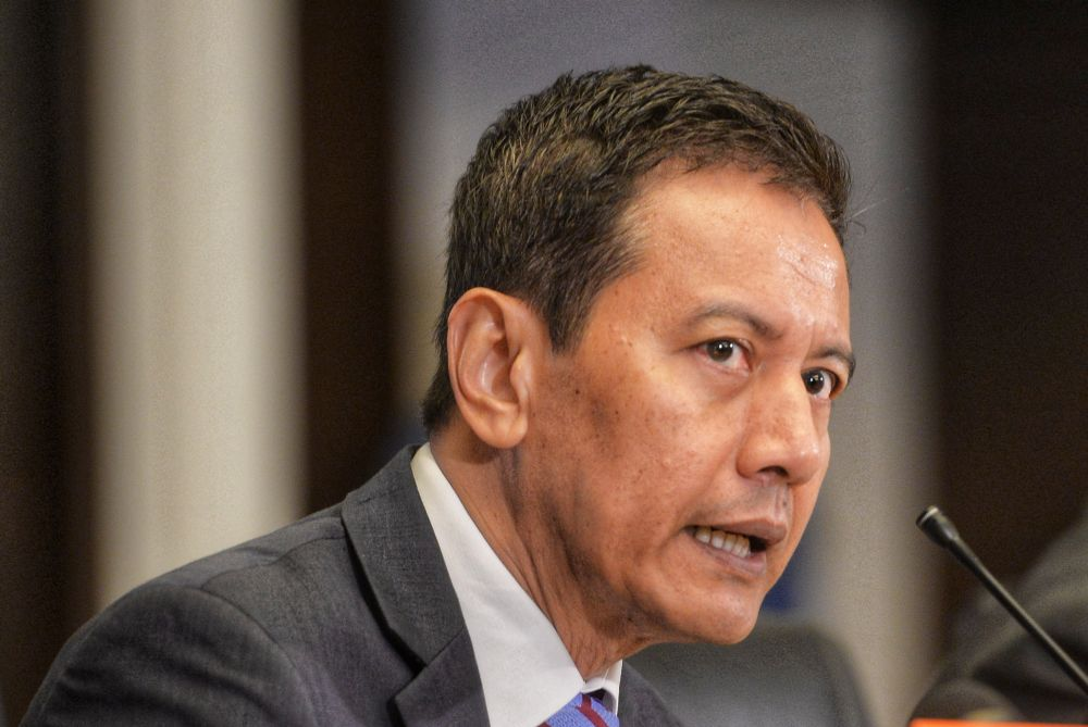 Election Commission chairman, Datuk Azhar Azizan Harun, said the commission was preparing the standard operating procedure (SOP) for the Chini by-election to protect the health and safety of all parties, including voters. ― Picture by Shafwan Zaidon