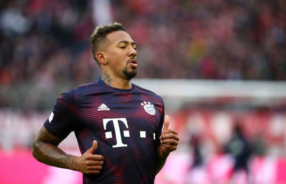 Jerome Boateng was at fault for Paris Saint-Germain's winning goal as Bayern's 19-match unbeaten run in the Champions League ended as they lost 3-2 in yesterday's quarter-final, first leg. — Reuters pic