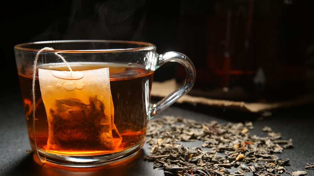 The study links drinking hot tea with an elevated risk of oesophageal cancer. — AFP pic