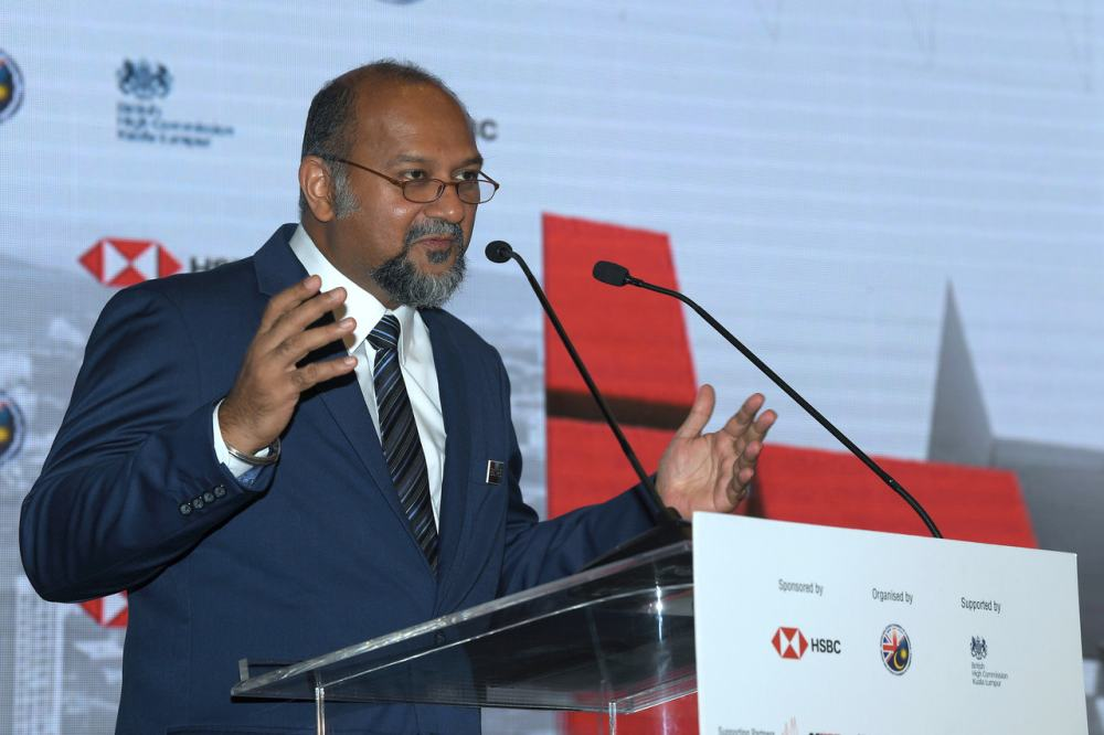Communications and Multimedia Minister Gobind Singh Deo says RTM will broadcast live 10 of the 19 MotoGP 2019 races. ― Bernama pic