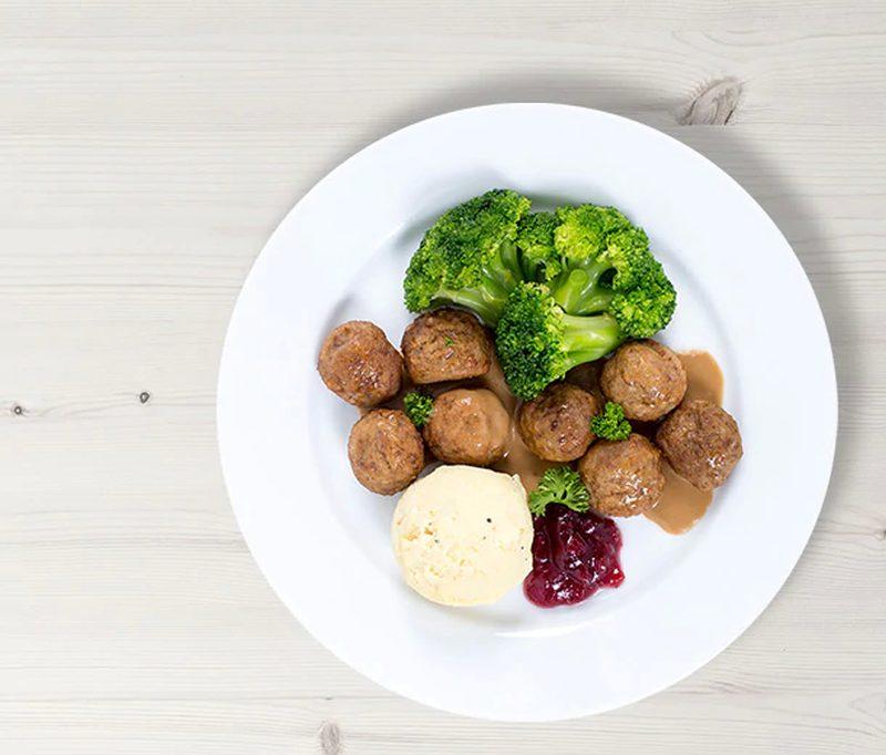 Ikea's beloved Swedish meatballs at its Batu Kawan branch are certified halal. — Picture courtesy Ikea Malaysia website