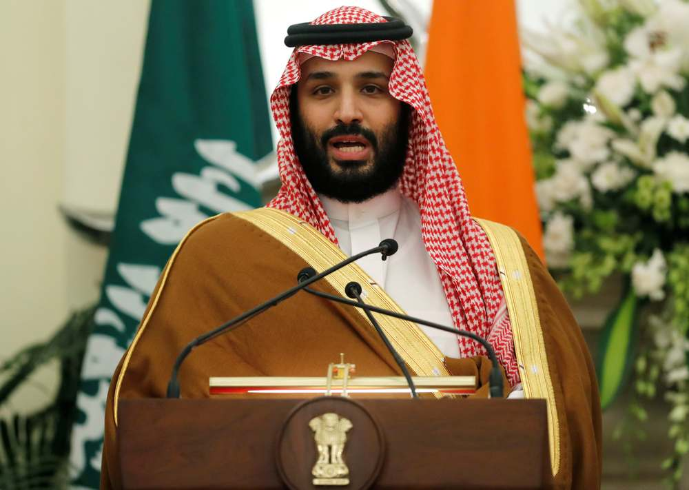 Saudi Crown Prince Mohammed bin Salman (pic) has been accused of sending a team to kill a former top-ranking Saudi intelligence official Saad al-Jabri in 2018 but the effort was foiled by Canadian authorities. — Reuters pic