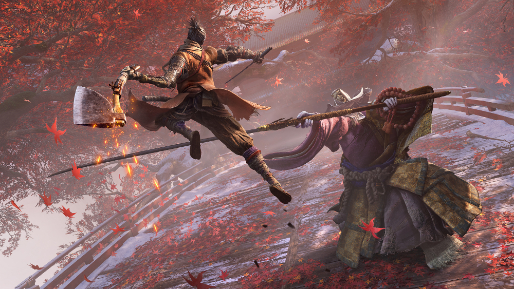 'Sekiro: Shadows Die Twice' offers story, combat, and an unrelenting challenge. — Picture FromSoftware/Activision via AFP