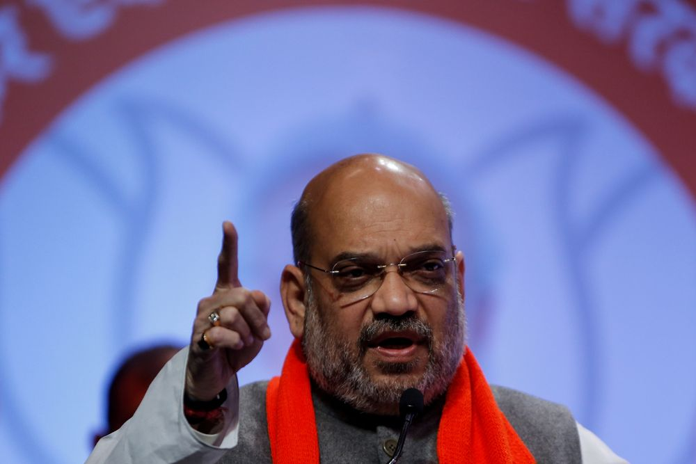 Amit Shah is a close aide to Prime Minister Narendra Modi . — Reuters pic