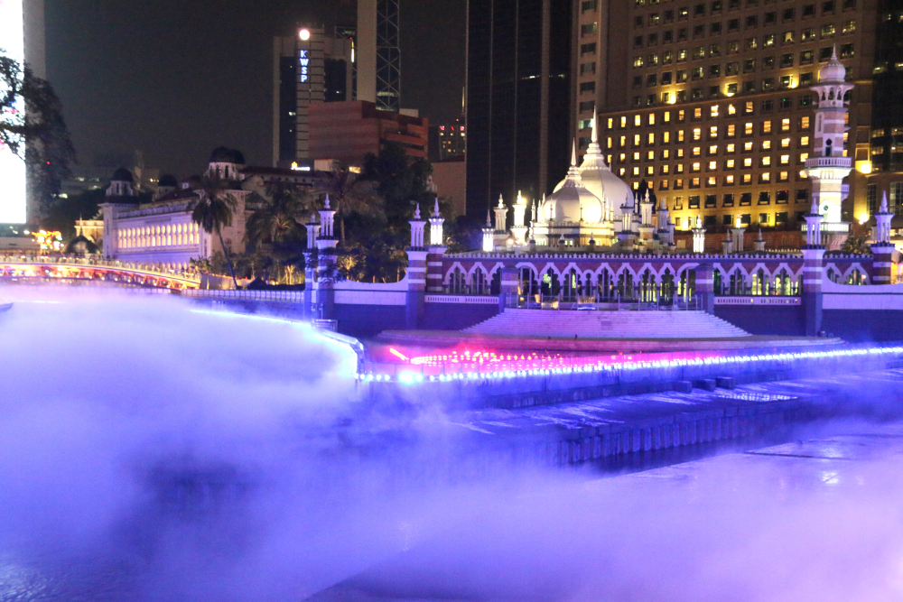 Kuala Lumpur City Hall launched the River of Life project in 2012 to reconnect the city, the river and the people together. — Picture courtesy of Institute of Landscape Architects Malaysia