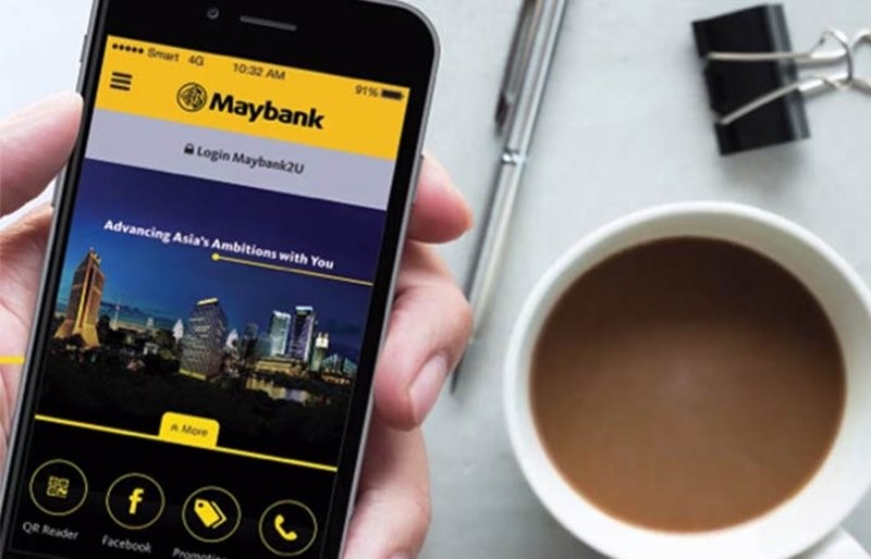 Effective 1 October 2019, credit card and loan repayments made using cash and cheques at Maybank will be charged a fee. — RinggitPlus pic