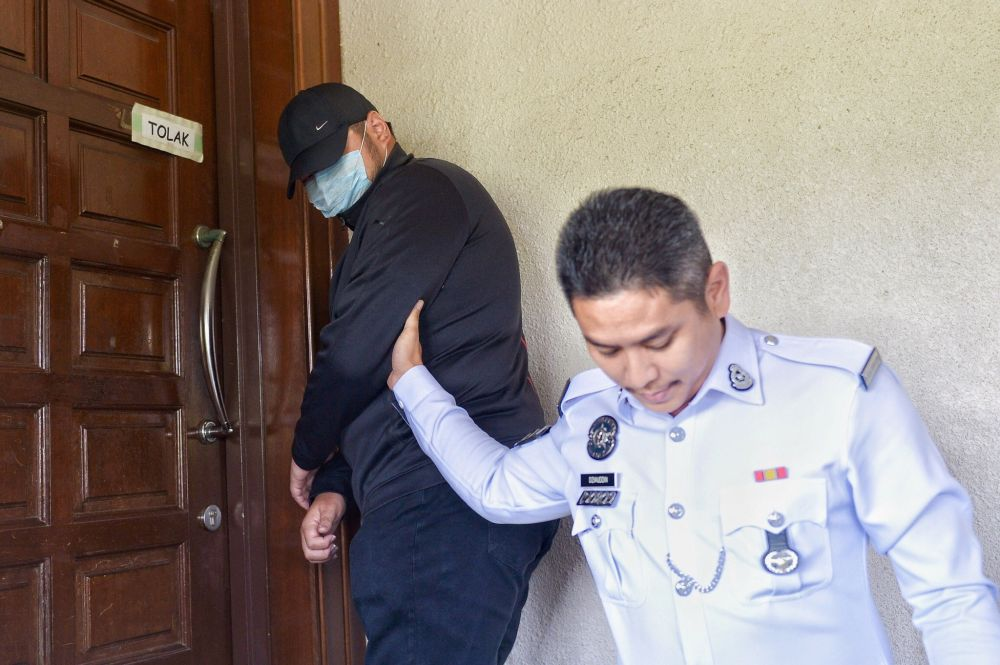 Tan was earlier charged with reckless driving under Section 42(1) of the Road Transport Act 1987. — Picture by Mukhriz Hazim