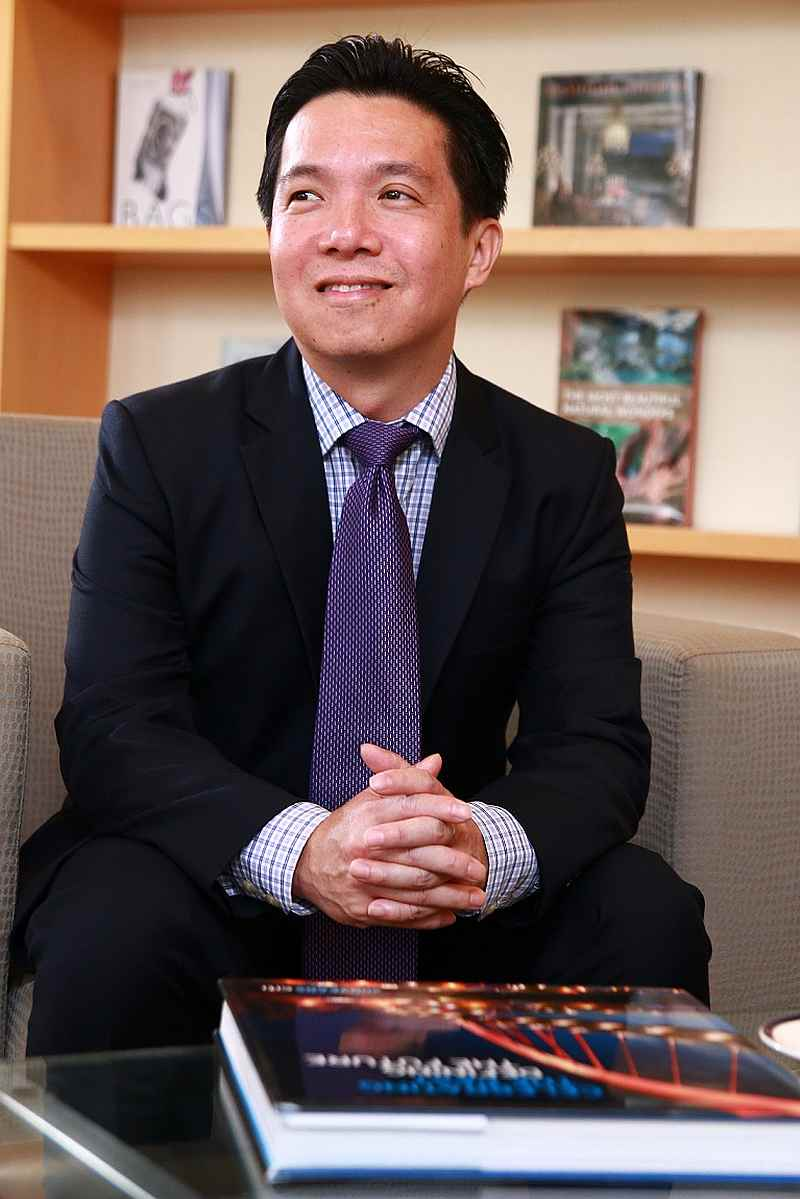 Eric Wong Wai Yuen said marketers should focus on building positive brand equity. — Picture courtesy of APPIES Malaysia
