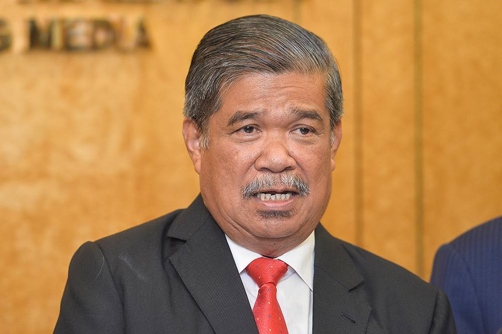 Defence Minister Mohamad Sabu said the Army's investigation board will take disciplinary action against individuals involved in the incident resulted in the death of Major Mohd Zahir Armaya on September 4. — Picture by Miera Zulyana