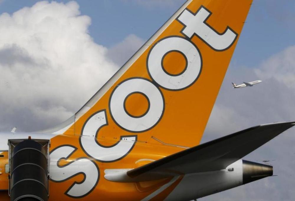Scoot said the flight was originally scheduled to depart Hangzhou at 11.15pm on Friday and arrive in Singapore at 4.25am on Saturday. — Reuters pic