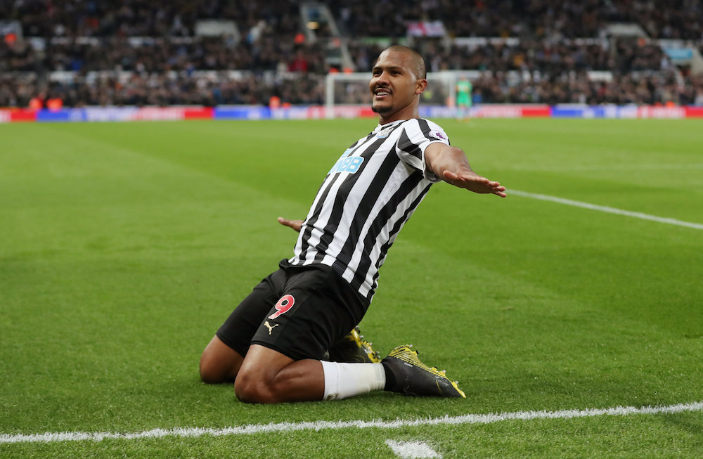 Former Newcastle United striker Salomon Rondon won a soft penalty and then scored it in the third minute of injury time in a 2-2 stalemate with FA Cup winners Shanghai Shenhua. — Action Images pic via Reuters