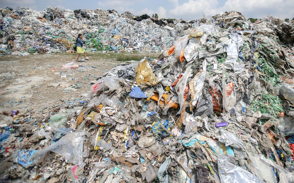 K. Muralindran, said the plastic is recycled to process engineered fuel that is sold to cement companies, which use it for their operations to replace coal.