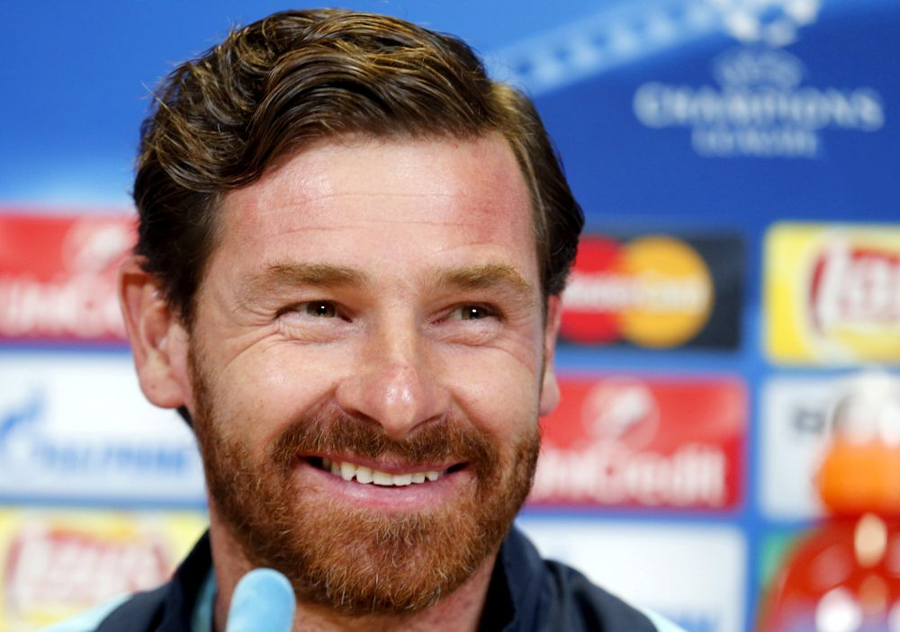 The future of Marseille coach Andre Villas-Boas is in doubt after the departure of Andoni Zubizarreta. — Reuters pic